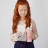 """Эко ланч набор """"Ecosapiens Kids"""" термобутылка 500 мл + ланч бокс 750 мл розовий"""