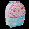 """Термо-рюкзак 3D """"Cupcake"""" ЭКО, водонепроницаемая, детская."""