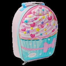 """Термосумка 3D """"Cupcake"""" ЭКО, водонепроницаемая, детская"""