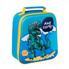 """Термо-рюкзак 3D """"Dinosour"""" ЭКО, водонепроницаемая, детская"""