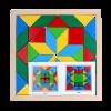 Мозаика «Геометрика» 2 фигуры.