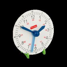 Часы учебные деревянные