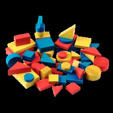 Обучающий набор логические блоки Дьенеша