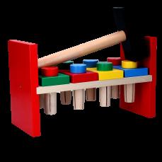 Экологическая игрушка Стучалка