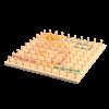 Математический деревянный планшет (геоборд)