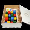 Эко подарочный набор, игра «Умник»  + подарочная коробка