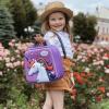 """Термо-рюкзак для обедов  3D """"Unicorn"""" ЭКО, водонепроницаемый, детский"""