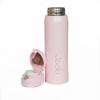 """Эко подарочный ланч набор  термосумка """"Flamingo""""  термос """"Royal"""" 500 мл + ланч бокс 950 мл + подарочная коробка"""