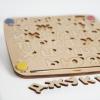 """Детский деревянный набор, планшет """" Азбука"""" XL   + планшет """"Цифры"""""""