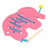 Детская развивающая игрушка шнуровка «Слон»