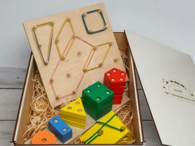 Подарочные наборы игрушек для детей